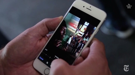 Pulitzer Prize-Winning Photojournalist Takes the iPhone 6 for a Spin | iPhoneography attempts and journalism | Scoop.it