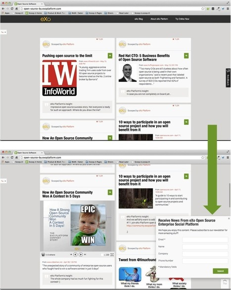 3 Ways to Generate Leads through Content Curation via Ricard Lloria | AtDotCom Social media | Scoop.it