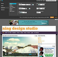 Ning (website) - Wikipedia, the free encyclopedia | Flipped Classroom for Oliver Ames | Scoop.it