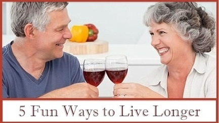 5 Healthy Ways to Live Longer | #HealthyLiving : Healthy Lifestyle Tips For Better Health And wellness | Scoop.it