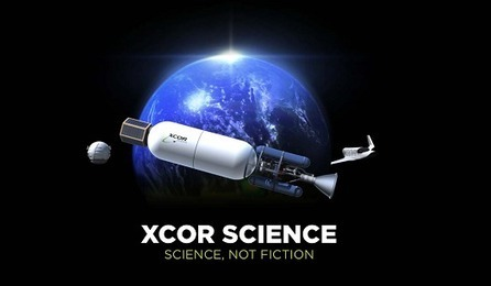 XCOR Launches New Website, XCOR Science as New Brand | New Space | Scoop.it