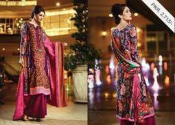 Al Karam winter Dresses Collection in 2015 are displayed | New Clothing Point | arshad | Scoop.it