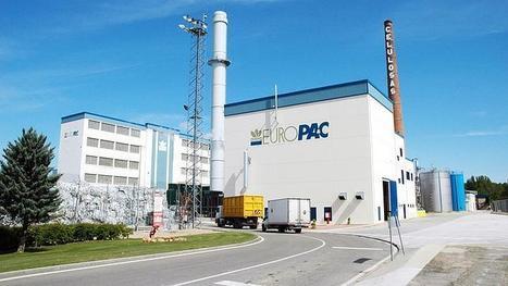 Europac reduce consumo de agua en los procesos productivos un 30% en 10 años | Embalaje en general | Scoop.it