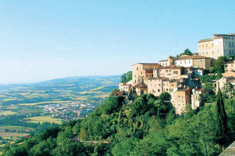 Wild, Non-Touristy Umbria: A Brief Tour - nymag.com | Italia Mia | Scoop.it