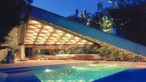 Inside the 'Big Lebowski' home, the iconic $40 million mansion that will be donated to an art museum | Ocean City MD & Coastal DE Beach Real Estate - ShoreFun4U - BeachHomes4Sale & Rent - Susan Antigone - 'Sun, Sea, Style' | Scoop.it