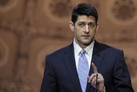 Ryan Defends Comments On Lazy 'Inner City' Men | Sustain Our Earth | Scoop.it