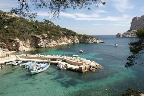 Les plus belles calanques de Marseille | Les lieux où sortir à Marseille | Scoop.it
