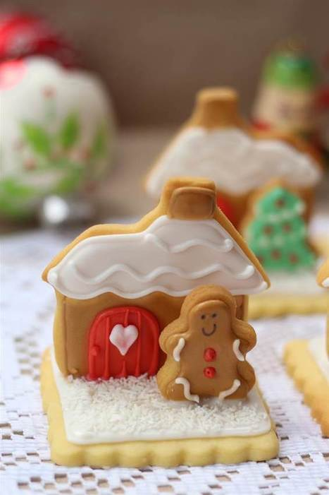 6 gingerbread cookie recipes for cute and creative holiday treats! - Today.com   ♨ Family & Food ♨   Scoop.it