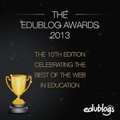 The Edublog Awards - My Nomination - Vote for Larry | Digital-News on Scoop.it today | Scoop.it