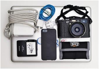 Strobist: Traveling Light | Fujifilm X100S | Scoop.it