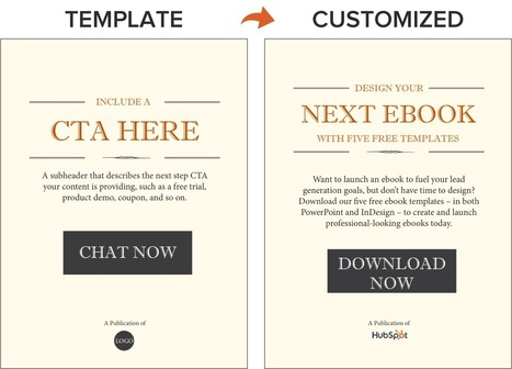 How to Create an Ebook From Start to Finish [+ 18 Free Ebook Templates] | Social Media | Scoop.it