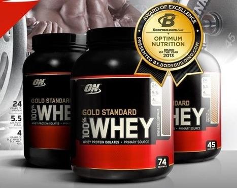 Top 5 Bodybuilding Supplements | Useful Fitness Articles | Scoop.it