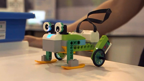 Lego Toy Lets Children Program Robots - NBC News | Programació i robòtica a l'aula | Scoop.it
