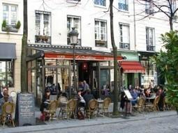 Café Brasserie L'Ecritoire | Parijsonline | Parijs | Scoop.it