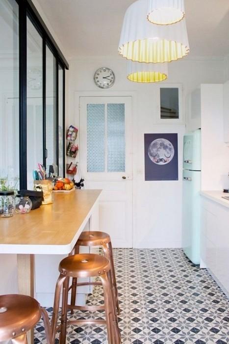 Comment manger dans sa cuisine? – Cocon de décoration: le blog | Décoration | Scoop.it