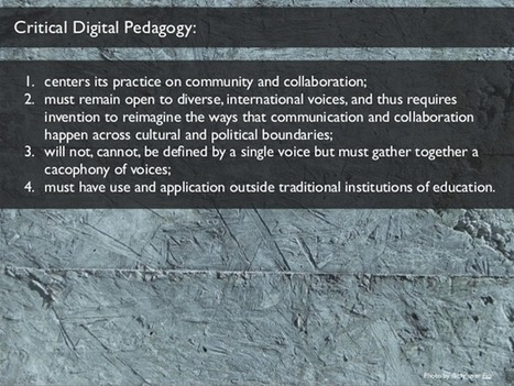 Pedagogy, Technology, and the Example of Open Educational Resources | E- learning, Culture,  Languages | Scoop.it