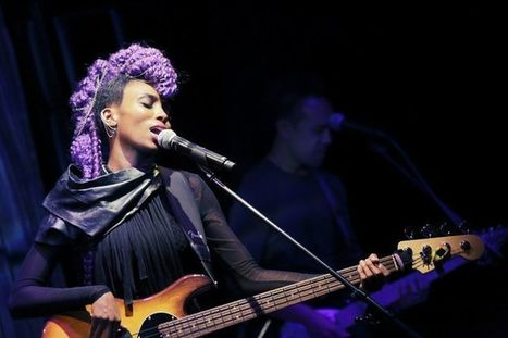 Prince's Former Bassist Nik West to Perform in Morocco   Marrakech and Sanssouci Collection   Scoop.it