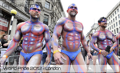 WorldPride 2012 – London June 23 – July 8   Gay Travel   Scoop.it