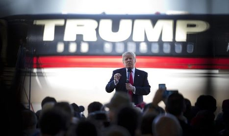 President Trump: The Travel Industry Reacts With Caution, Not Enthusiasm | MCIntl Market Pulse | Scoop.it