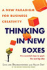 5 Steps to Thinking in New Boxes | creative entrepreneurship | Scoop.it
