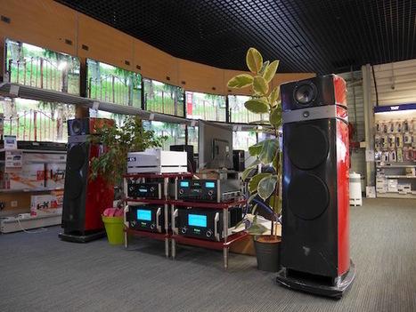 L'Espace de la Technologie à Amboise : caverne d'Ali Baba de la Hi-Fi et du Home Cinéma haut de gamme qui défie les lois du genre | ON-TopAudio | Scoop.it