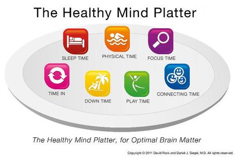 Dr. Dan Siegel - Resources - Healthy Mind Platter | Integrative Medicine | Scoop.it