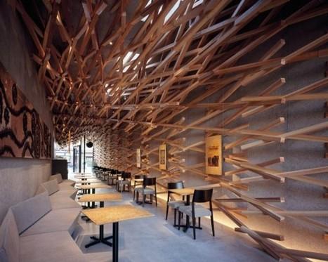 10 Starbucks au design extraordinaire | my clients have my favor | Scoop.it