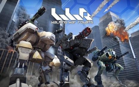 Walking War Robots Hack - Unlimited Gold, Silver and Energy | HacksPix | Scoop.it