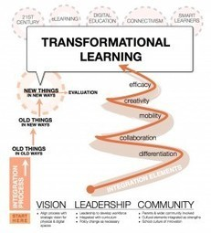 The E - A call for feedback – Designing Transformational Learning. | The Networked Ecosystem | Scoop.it