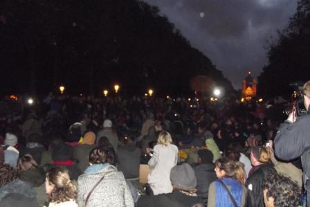 Indignés à Bruxelles : Ils sont arrivés, ils ont été arrêtés et maintenant, le travail peut commencer ! | The Marches to Brussels | Scoop.it