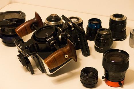 Blackmagic Cinema Camera goes anamorphic with the Isco CentaVision 2x | M42 lens mount | Scoop.it