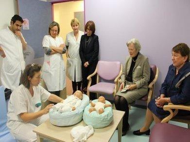 Soroptimist offre 12 nouveaux cocons à l'hôpital de Neuilly - Neuilly Journal   Titis Doudous Drancy   Scoop.it