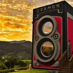 Camera-Shaped Cafe Offers Picture-Perfect Cups of Coffee | Urbanist | Technology | Scoop.it