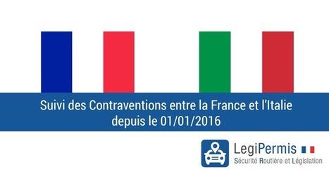 Des amendes pour des infractions en Italie - Blog LegiPermis | Sécurité routière | Scoop.it
