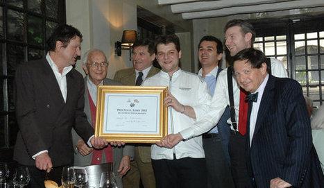 Le Prix Staub-Lebey du meilleur bistrot parisien 2012 pour les Bistronomes - ParisMatch.com | Gastronomie et alimentation pour la santé | Scoop.it