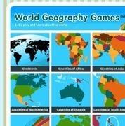 Juegos online de geografía para niños.- | Geografía secundaria | Scoop.it