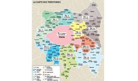 Voici la future carte du Grand Paris - Le Parisien - Le Parisien | actualités en seine-saint-denis | Scoop.it