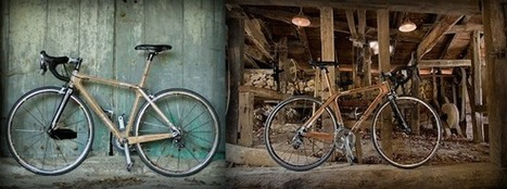 METRONOME: Axalko wooden-frame bicycles made in Basque country | Cool Future Technologies | Scoop.it