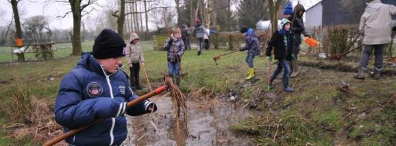Des 6e attachés à la nature, font leur propre jardin à la cité scolaire Dupleix de Landrecies | Agir pour la biodiversité !