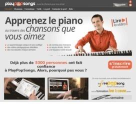 Cours de piano en ligne | Portail internet | Annuaire de référencement gratuit | Scoop.it