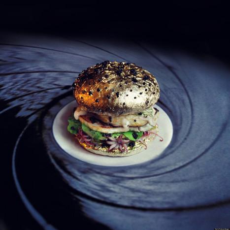 Des hamburgers pas comme les autres | finger food | Scoop.it