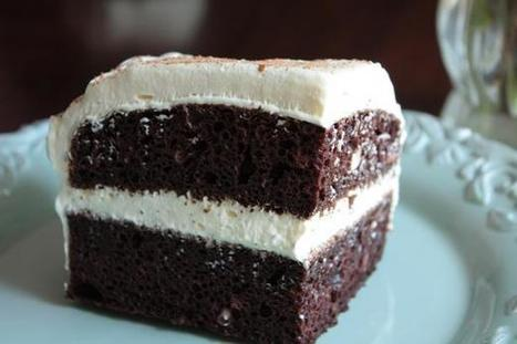Died and Went to Heaven Chocolate Cake,diabetic Version Recipe | Chocolate cakes | Scoop.it