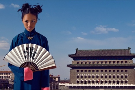 Chen Man : Top Chinese Fashion Photographer | PHOTOGRAPHERS | Scoop.it