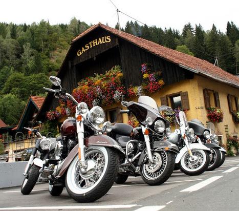 MOTOBLOGGER: Fakeer See - European Bike Week | Rogermotard | Scoop.it