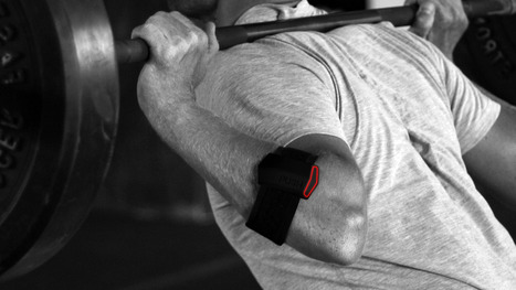 New Fitness Tracker Helps Athletes Push Their Limits at the Gym | UX-UI-Wearable-Tech for Enhanced Human | Scoop.it