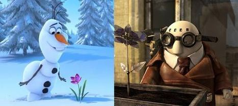 'Frozen,' 'Mr. Hublot' and 'Gravity' Win Animation Oscars | Cartoons for Kids | Scoop.it