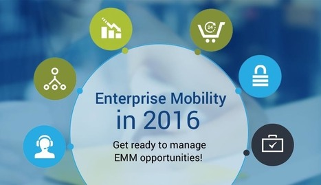 Enterprise Mobility in 2016: Get ready to Manage EMM Opportunities | Hi-Tech ITO(Offshore Software Development Company) | Scoop.it