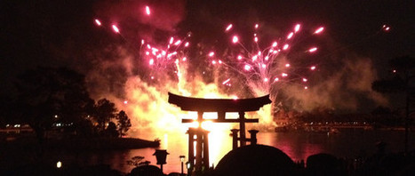 Best Spot to Catch Epcot's IllumiNations Show! | Travel | Scoop.it