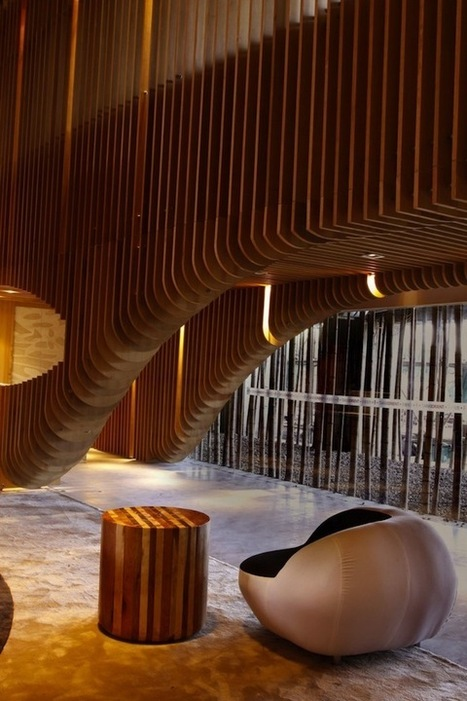 Deve Build Design  : Tianxi Oriental Club | Rendons visibles l'architecture et les architectes | Scoop.it