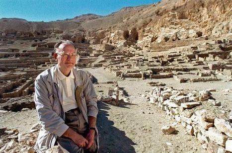 """Christian Jacq: """"En las pirámides la muerte se transformaba en vida""""   Terra Antiquae   Kiosque du monde : Afrique   Scoop.it"""